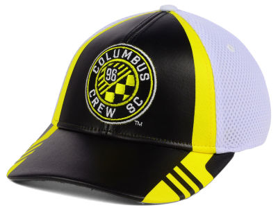 Columbus Crew SC adidas MLS Authentic Team Flex Cap