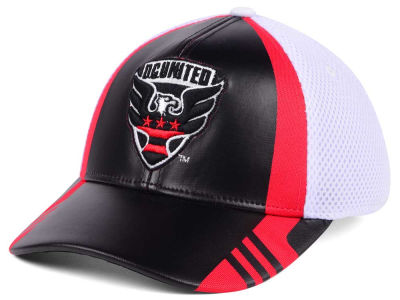 DC United adidas MLS Authentic Team Flex Cap