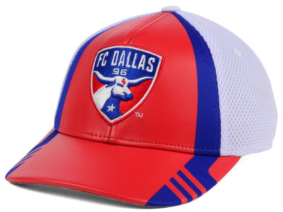 FC Dallas adidas MLS Authentic Team Flex Cap