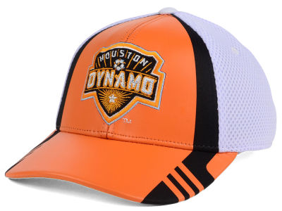 Houston Dynamo adidas MLS Authentic Team Flex Cap