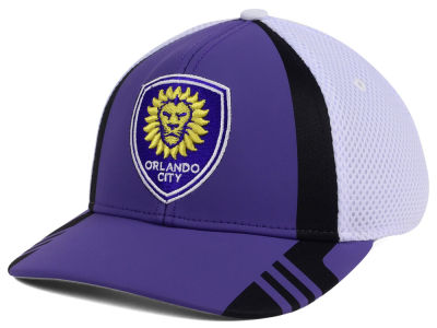 Orlando City SC adidas MLS Authentic Team Flex Cap