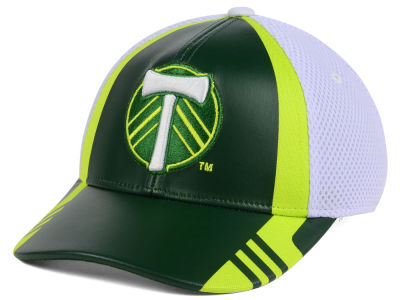 Portland Timbers adidas MLS Authentic Team Flex Cap