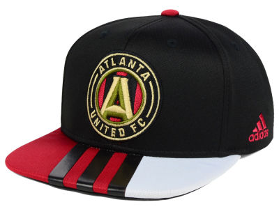 Atlanta United FC adidas MLS Authentic Team Snapback Cap
