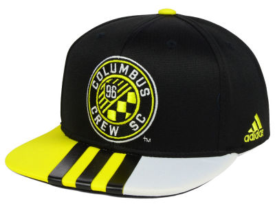 Columbus Crew SC adidas MLS Authentic Team Snapback