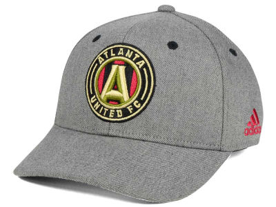 Atlanta United FC adidas MLS Takeover Structured Adjustable Cap