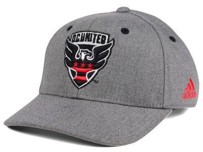 DC United adidas MLS Takeover Structured Adjustable Cap