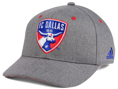 FC Dallas adidas MLS Takeover Structured Adjustable Cap