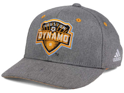 Houston Dynamo adidas MLS Takeover Structured Adjustable Cap