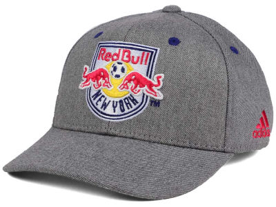 New York Red Bulls adidas MLS Takeover Structured Adjustable Cap