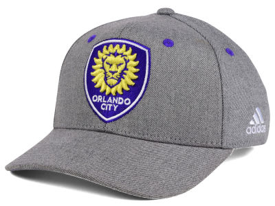 Orlando City SC adidas MLS Takeover Structured Adjustable Cap