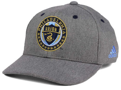 Philadelphia Union adidas MLS Takeover Structured Adjustable Cap