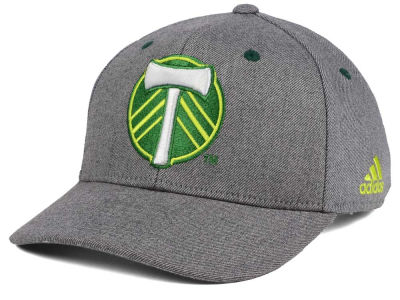 Portland Timbers adidas MLS Takeover Structured Adjustable Cap