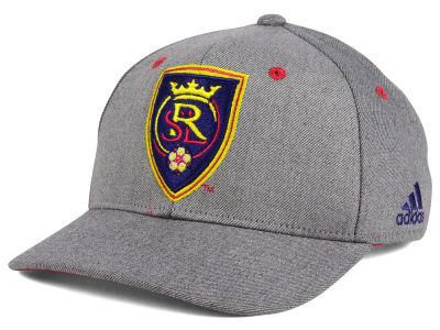 Real Salt Lake adidas MLS Takeover Structured Adjustable Cap