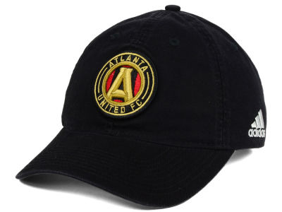 Atlanta United FC adidas MLS Basic Slouch Cap