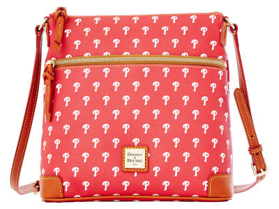 Philadelphia Phillies Dooney & Bourke Crossbody Purse