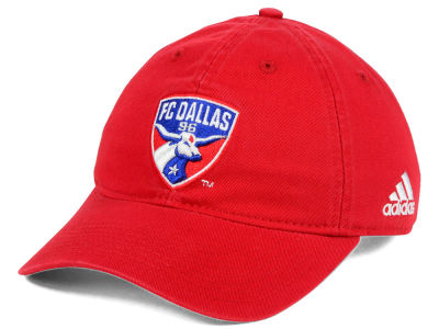 FC Dallas adidas MLS Basic Slouch Cap