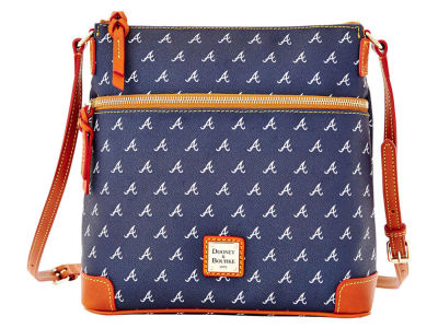 Atlanta Braves Dooney & Bourke Crossbody Purse