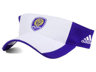 Orlando City SC adidas MLS Performance Visor