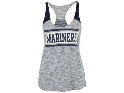 Seattle Mariners MLB Women's Space Dye Tank