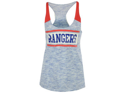 Texas Rangers 5th & Ocean MLB Women's Space Dye Tank