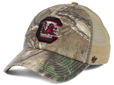 South Carolina Gamecocks '47 NCAA '47 Sawgrass Camo Snapback Cap