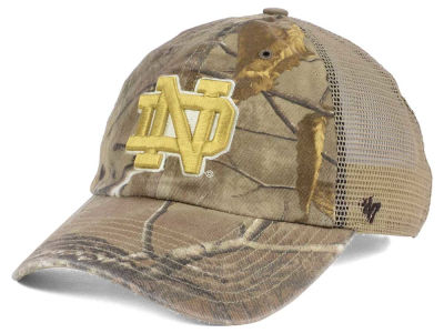 Notre Dame Fighting Irish '47 NCAA '47 Sawgrass Camo Snapback Cap