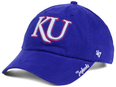 Kansas Jayhawks '47 NCAA '47 Women's Shine On Cap