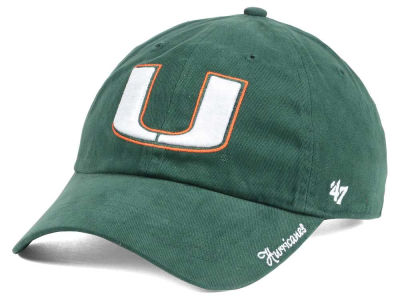 Miami Hurricanes '47 NCAA '47 Women's Shine On Cap