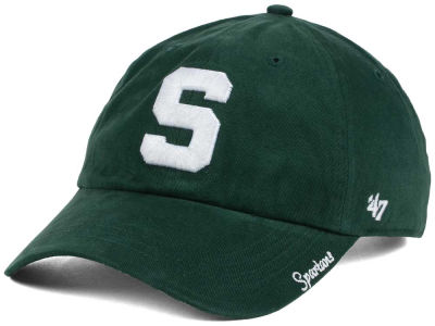 Michigan State Spartans '47 NCAA '47 Women's Shine On Cap
