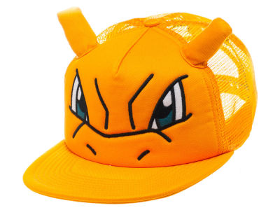 Pokemon Charizard Snapback Hat