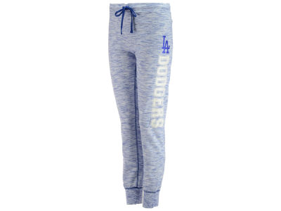 Los Angeles Dodgers 5th & Ocean MLB Women's Space Dye Capri