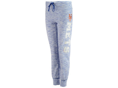 New York Mets 5th & Ocean MLB Women's Space Dye Capri