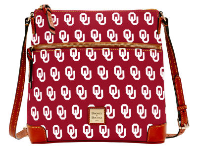 Oklahoma Sooners Dooney & Bourke Crossbody Purse