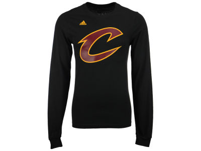 Cleveland Cavaliers adidas NBA Men's CP Long Sleeve T-Shirt