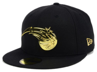 Orlando Magic New Era NBA Current O'Gold 59FIFTY Cap