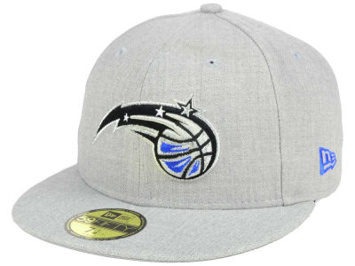 Orlando Magic New Era NBA All Heather 59FIFTY Cap