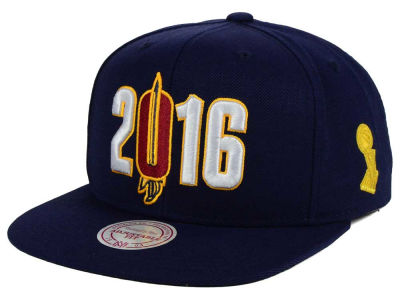 Cleveland Cavaliers Mitchell and Ness NBA 2016 Champ Snapback Cap