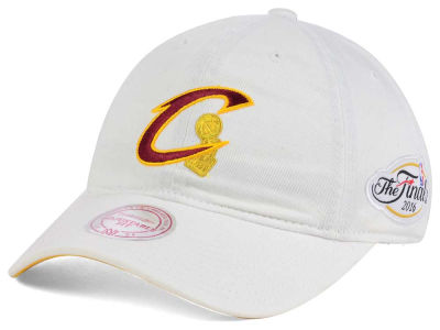 Cleveland Cavaliers Mitchell and Ness NBA Tonal N Gold Champ Dad Hat