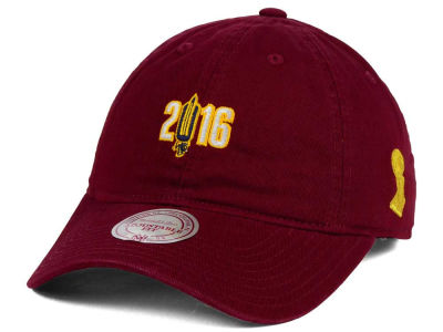 Cleveland Cavaliers Mitchell and Ness NBA 2016 Champ Dad Hat