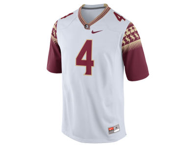 Florida State Seminoles #4 Nike NCAA Replica Football Game Jersey