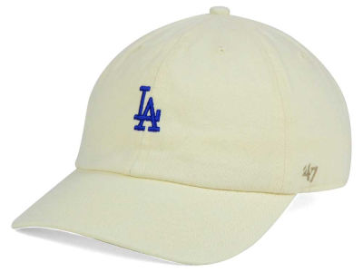 Los Angeles Dodgers '47 MLB Base Runner Natural '47 CLEAN UP Cap