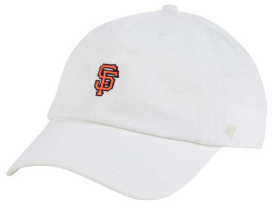 San Francisco Giants '47 MLB Base Runner White '47 CLEAN UP Cap