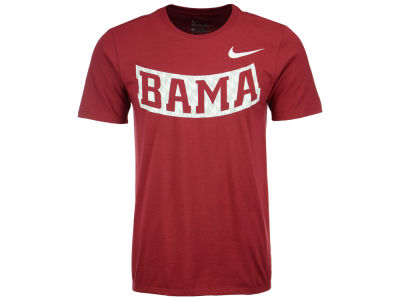 Alabama Crimson Tide Nike NCAA Men's Benassi Cotton T-Shirt