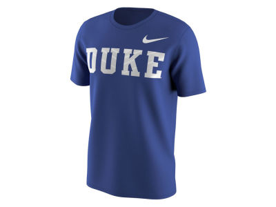 Duke Blue Devils Nike NCAA Men's Benassi Cotton T-Shirt