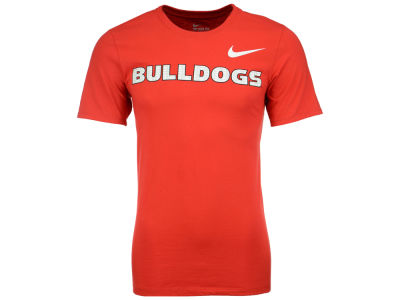 Georgia Bulldogs Nike NCAA Men's Benassi Cotton T-Shirt