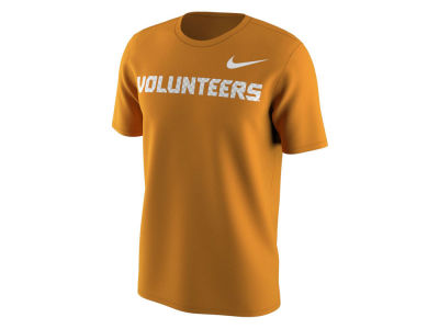 Tennessee Volunteers Nike NCAA Men's Benassi Cotton T-Shirt