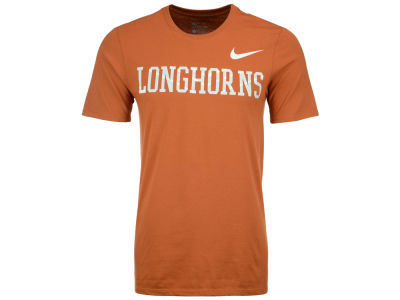 Texas Longhorns Nike NCAA Men's Benassi Cotton T-Shirt