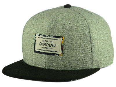Official Brushed Twill Exports Strapback Cap
