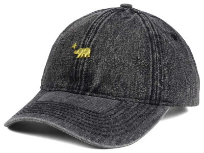 Official Dolo Gold Denim Dad Hat