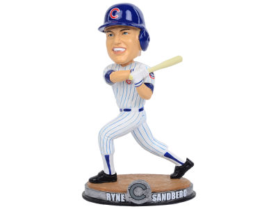 Chicago Cubs Ryne Sandberg Forever Collectibles Clubhouse Bobblehead
